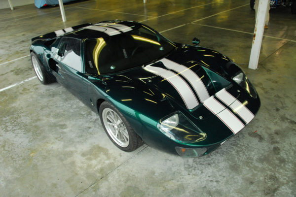 Active Power Ford Gt40 1