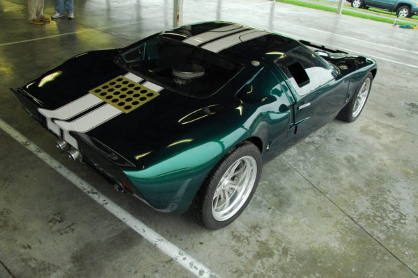 Active Power Ford Gt40 7