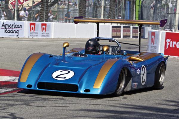 Allan Mann Ford F24