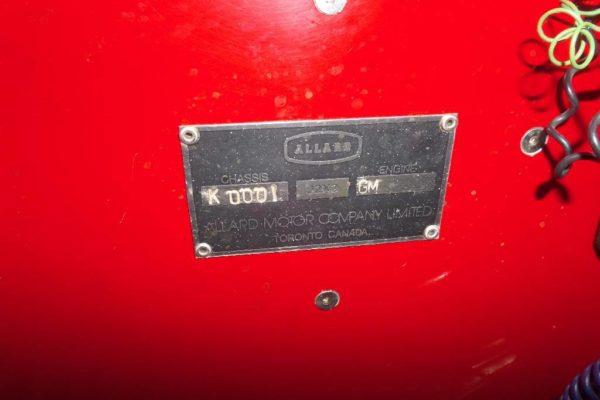 Allard J2 X2 9