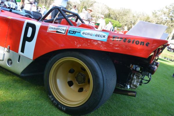 Amelia '19 Wheels 17
