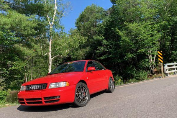 Audi B5 S4 1