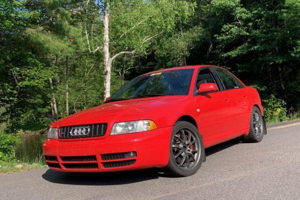 Audi B5 S4 10