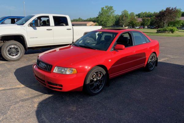 Audi B5 S4 13
