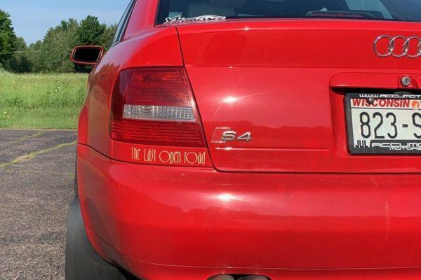 Audi B5 S4 16