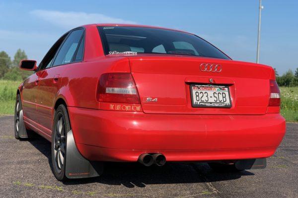 Audi B5 S4 17