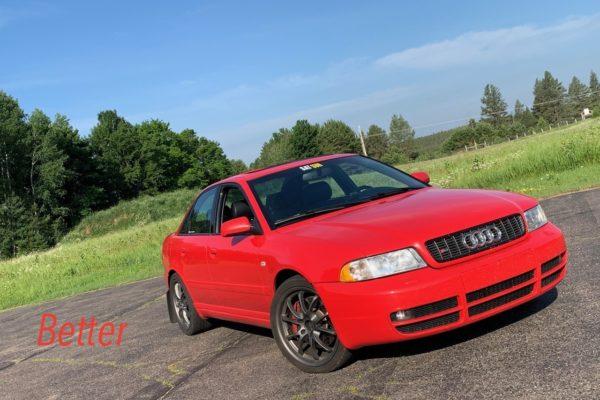 Audi B5 S4 3 1
