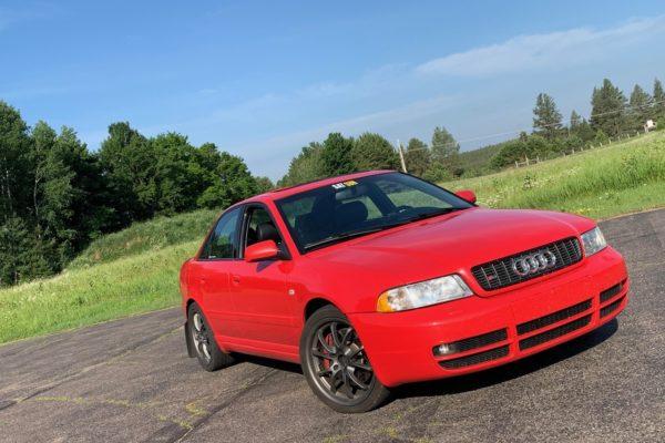 Audi B5 S4 3