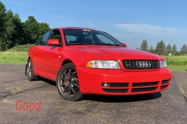 Audi B5 S4 4 1