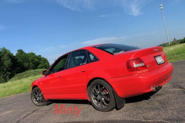 Audi B5 S4 5 1