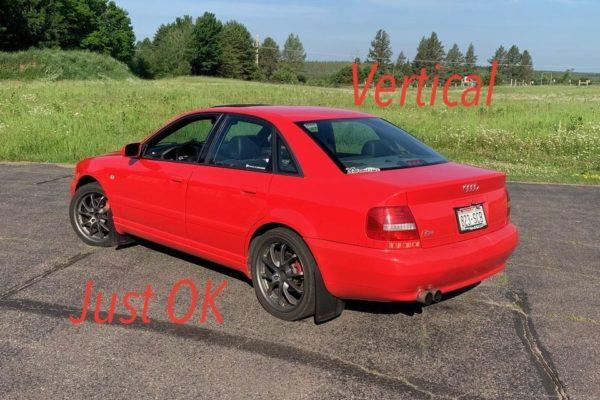 Audi B5 S4 6 1