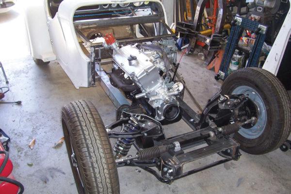 Bmw 328 Replica D29