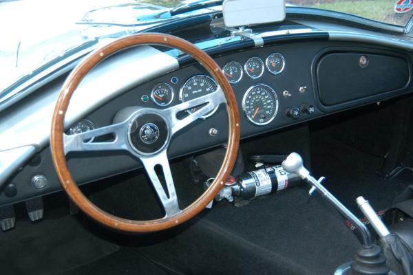 Backdraft Racing Cobra Build 5