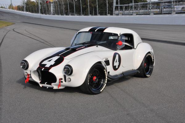 Backdraft Racing Mk3 Fastback Top 1