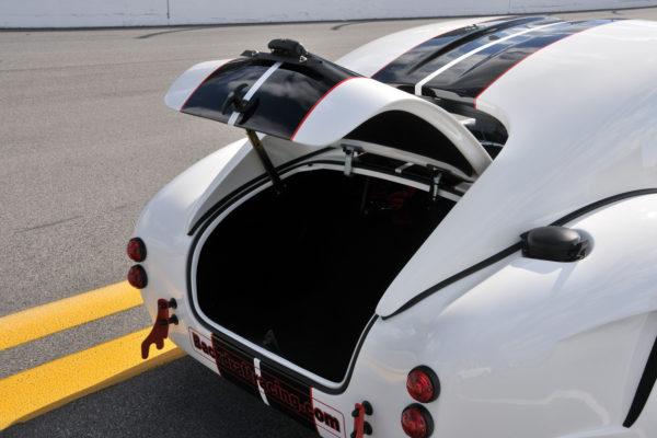 Backdraft Racing Mk3 Fastback Top 5