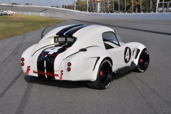 Backdraft Racing Mk3 Fastback Top 6