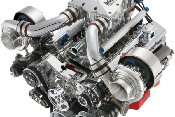Banks Power Twin Turbo Small Block V8 1