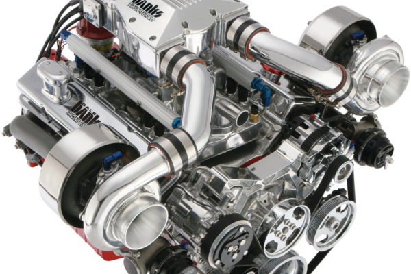 Banks Power Twin Turbo Small Block V8 2