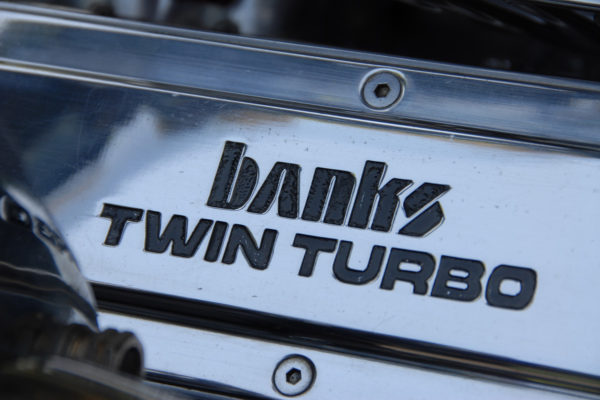 Banks Power Twin Turbo Small Block V8 5