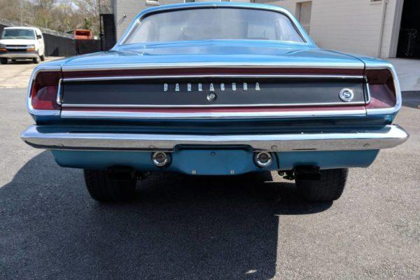 Barracuda Formula S 8