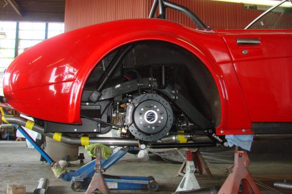 Big Block Austin Healy Reproduction Roadster 4