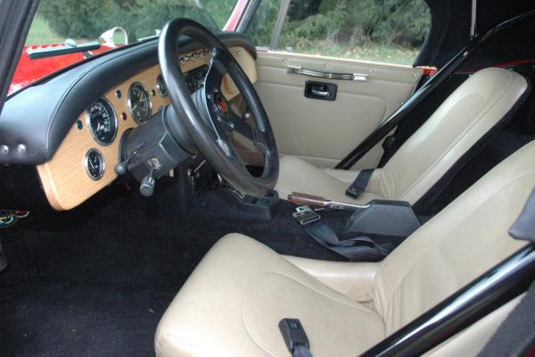 Big Block Austin Healy Reproduction Roadster 6