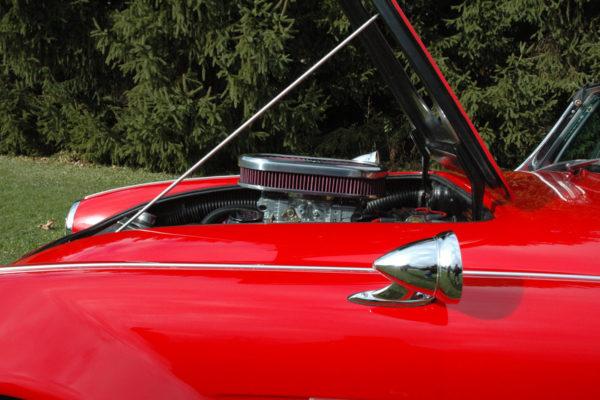 Big Block Austin Healy Reproduction Roadster 7