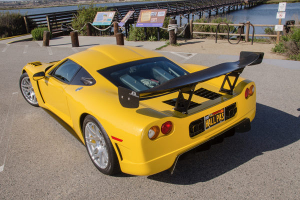 This screaming-yellow GTM is the ideal hall pass to get you into the supercar class.