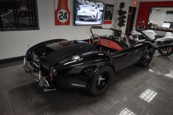Black 427 Cobra 4