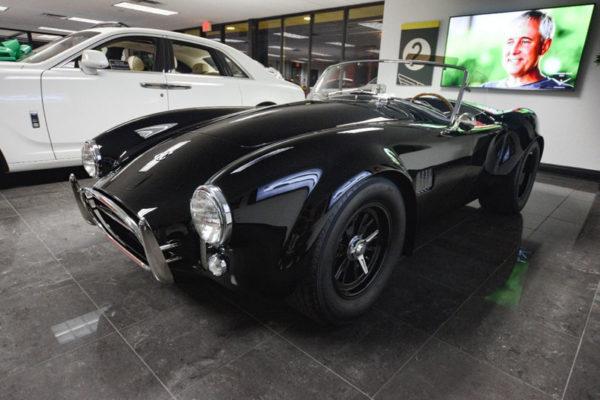 Black 427 Cobra 5
