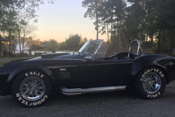 Black 427 Cobra
