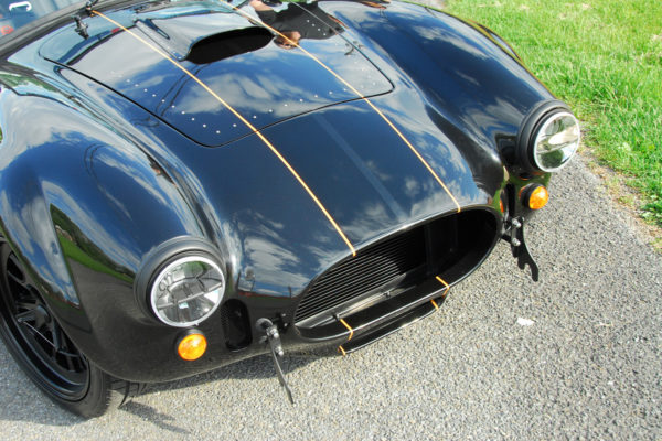Black Backdraft Cobra Replica 11