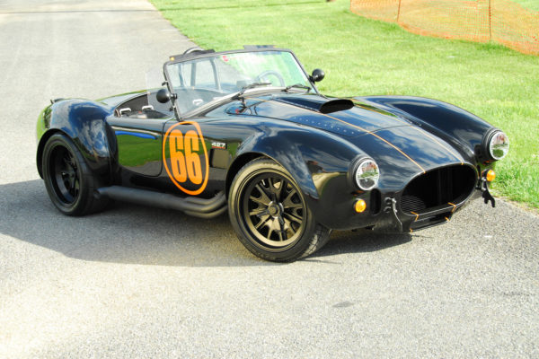 Black Backdraft Cobra Replica 14