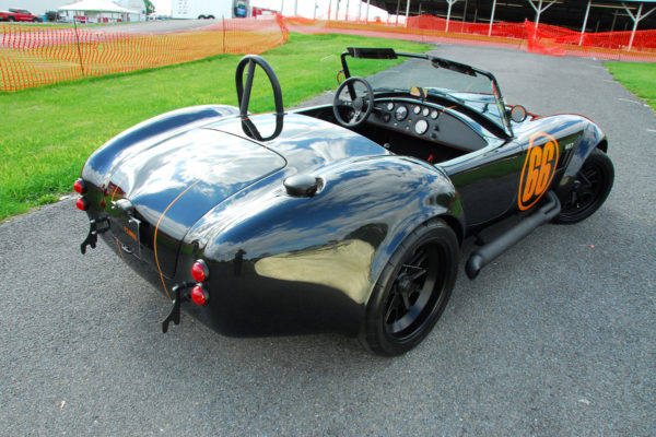 Black Backdraft Cobra Replica 8