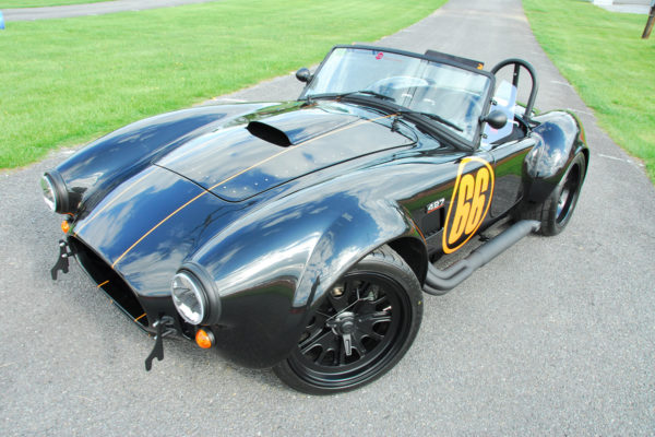 Black Backdraft Cobra Replica 9