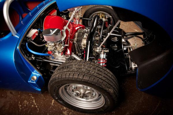 Blue Rock West 550 Spyder 12