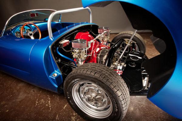 Blue Rock West 550 Spyder 3