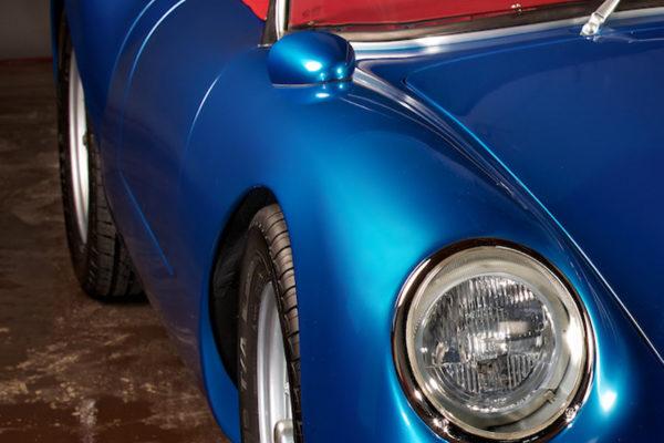 Blue Rock West 550 Spyder 9