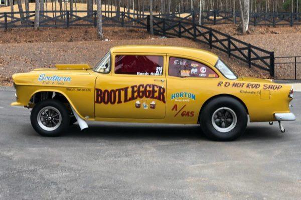 Bootlegger Gasser 10