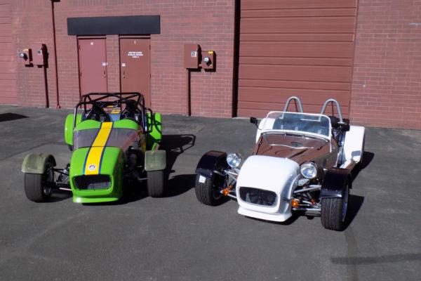 Brian Ball Motorsports Gbs Zero 2