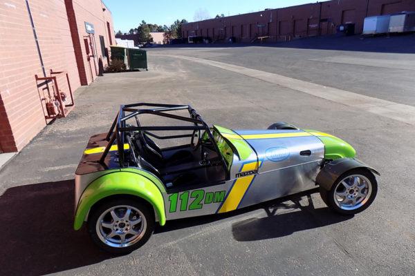 Brian Ball Motorsports Gbs Zero 3
