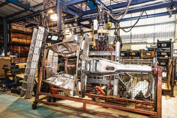 British Steel C11