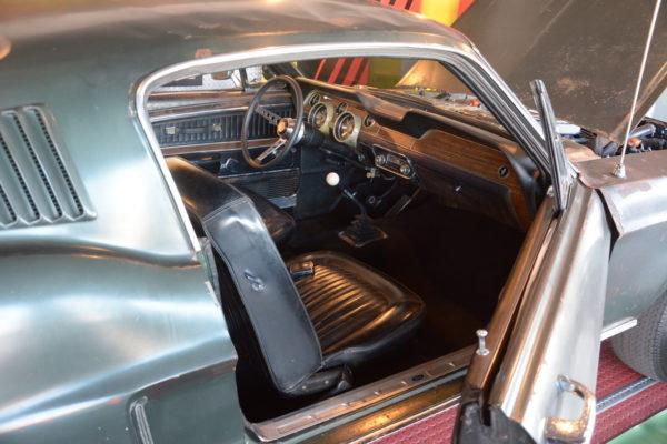 Bullitt Mustang 3