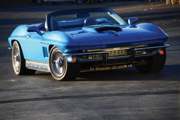 Carbon Corvette B10