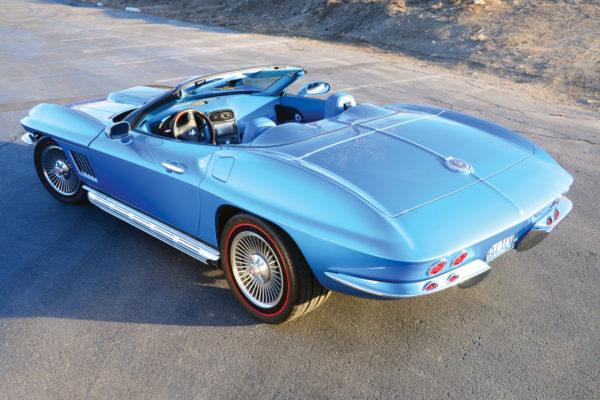 Carbon Corvette B11