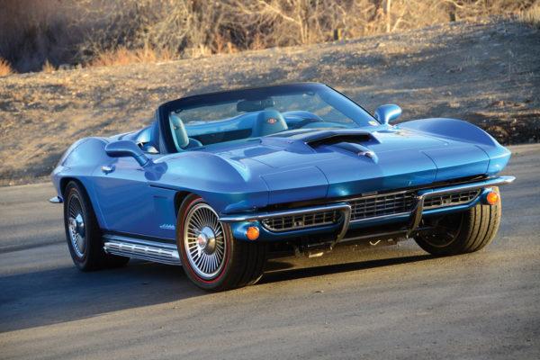 Carbon Corvette B20
