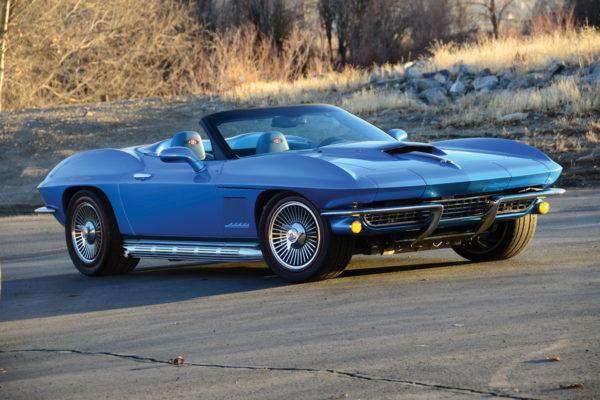 Carbon Corvette B22