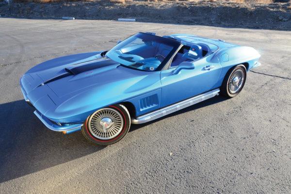 Carbon Corvette B5
