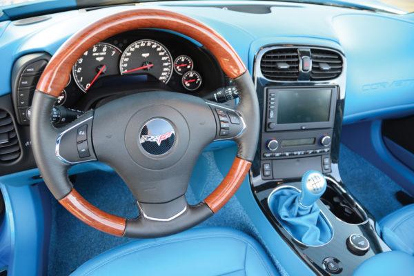 Carbon Corvette C29