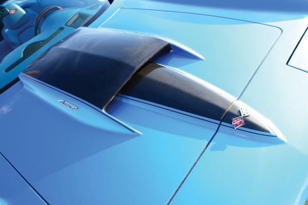 Carbon Corvette D15
